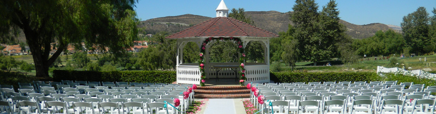 MAKE YOUR SPECIAL DAY TRULY MEMORABLE. At Wood Ranch Golf Club ... - Simi Valley, California Wedding Venues And Events