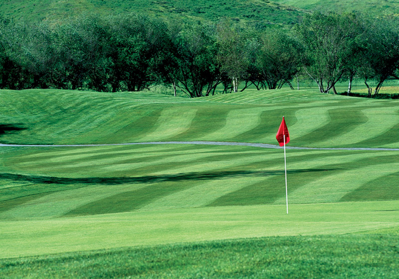 Hole 11 - CA Golf Courses In Simi Valley Wood Ranch Country Club