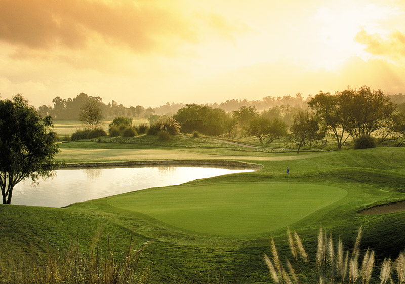Golf at Wood Ranch Golf Club. hole 7. Hole 8 - CA Golf Courses In Simi Valley Wood Ranch Country Club